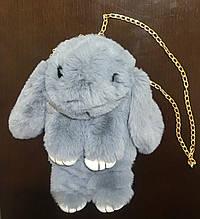 Сумка-рюкзак Кролик из искусственного меха из искусственного меха, 13