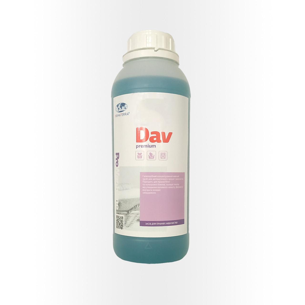 Гель концентрат для стирки Dav Premium (1,1кг)