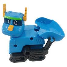 Игрушка трансформер Gogo Dino Малыш Пин mini