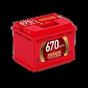 АКБ MAXION Premium Plus 6CT - 60Аз 670А