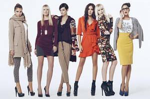 Женская одежда, обувь, аксессуары