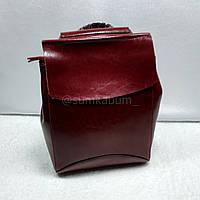 Рюкзак-трансформер из натуральной воловьей кожи, фото 1