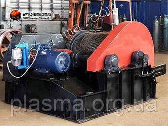 Лебідка електрична монтажна ЛМ-8А