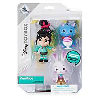Фигурка Ванелопа Дисней Vanellope Action Figure Set Disney Toybox