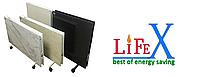 Лучшие экономные обогреватели инфракрасного типа - био конвекторы LIFEX Bio Air.
