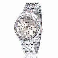 Женские часы Kors Geneva silver