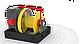 Лебедка маневровая ЛМ-71 с механизмом отключения барабана, фото 2