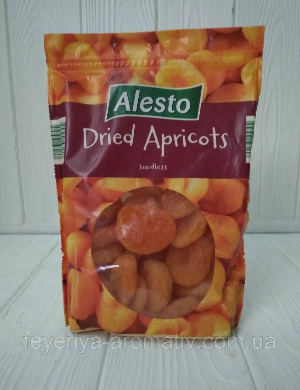 Курага сушеные абрикосы Alesto Dried Apricot 200гр (Франция)