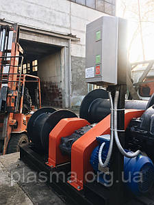 Лебедки электрические маневровые ТЛ-8Б, ТЛ-8М