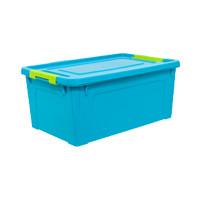 """Ящик для зберігання речей з кришкою (27л), """"Smart Box"""", Алеана"""