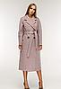 Подовжене пальто двобортне, з 44-54 розмір