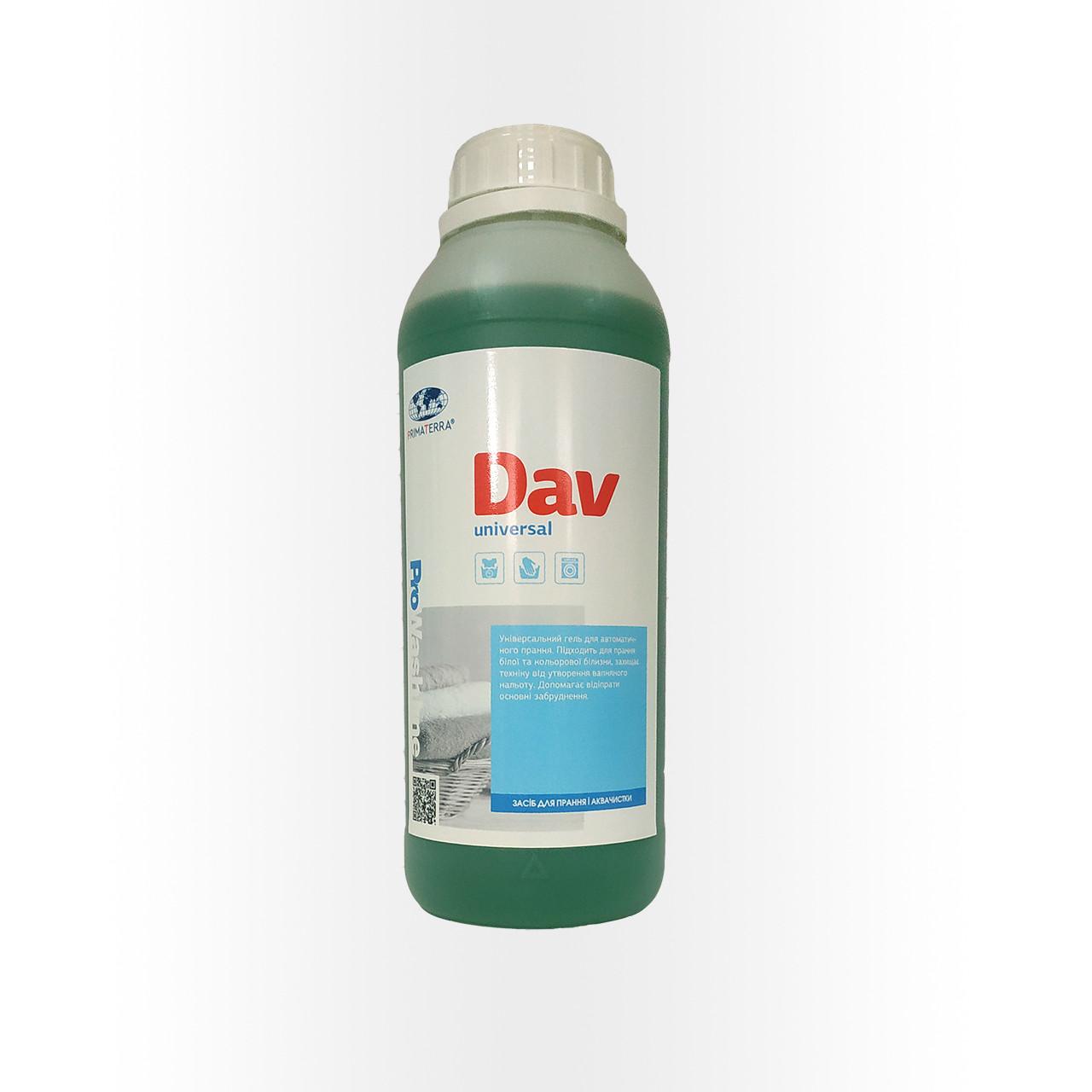 Гель для стирки Dav Universal (1,1кг)