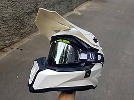 Линза MT Goggles MX-Evo Silver
