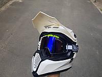 Линза MT Goggles MX-Evo Blue, фото 1