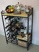 Комод-бар для вина и аксессуаров  -  113-3-21П
