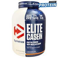 Казеиновый протеин Dymatize Elite Casein 1.8 kg
