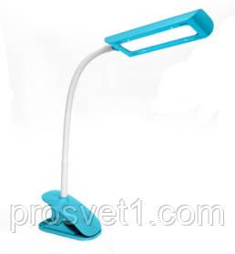 Настольная светодиодная лампа Lemanso LMN091 синий
