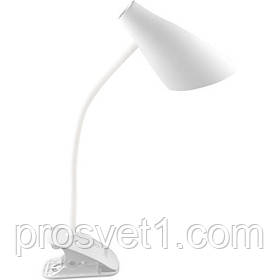 Настольная лампа Lemanso LMN090 белый