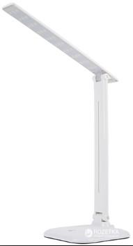 Настольная светодиодная лампа Feron DE1725 белый