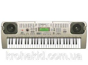 Детский синтезатор / пианино / орган MQ-807 с микрофоном, 54 клавиши, LCD Display, MP3,, фото 2