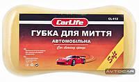 Губка CarLife CL-412 для мойки кузова автомобиля, 220x120x60