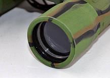 Складной бинокль защитного цвета  Bushnell 4789 (10x25), фото 3
