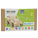 Конструктор Автомобиль-робот EcoBot Buggy управляется с Android, фото 5