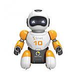 Робот футболист с пультом управления оранжевый, фото 2