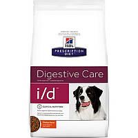Hill's Prescription Diet i/d Digestive Care сухой корм для собак для поддержания здоровья ЖКТ, 2 кг