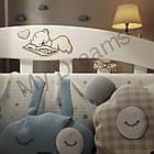Детская кроватка Magic Dream маятник Vanil Baby Dream, фото 8