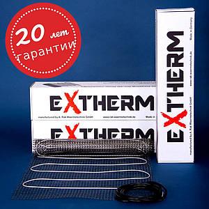 Мат нагревательный для теплого пола EXTHERM  ET ECO (Германия)