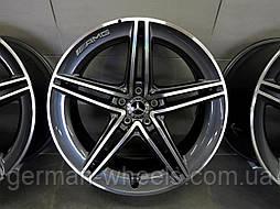 Оригинальные 20 - дюймовые диски Mercedes AMG GT X290