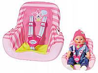 Автокресло BABY born Zapf для куклы Baby Born 827512