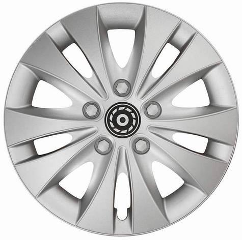 Колпак колесный STORM радиус R16 1шт. (JESTIC), фото 2