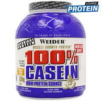 Протеин казеиновый Weider 100% Casein 1,8 kg