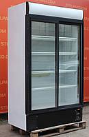 """Холодильная шкаф-витрина """"INTER 800T"""" полезный объём 800 л., (Украина), отличное состояние, Б/у, фото 1"""