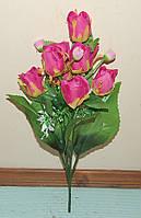 М-435 Роза бутон 8 голов  45х6 см, фото 1