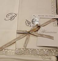 Шикарное Красивое Итальянское Постельное белье Blumarine Home Collection Сатин