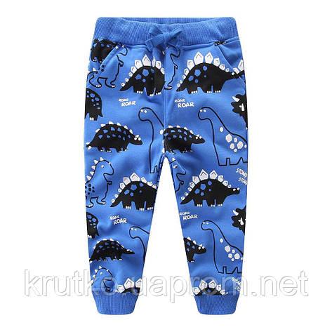 Штаны для мальчика Динозавры Jumping Meters, фото 2