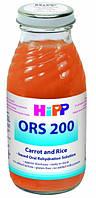 Морковно-рисовый раствор ORS 200 ОРС, 200мл для регидратации
