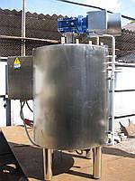 Емкость из нержавеющей стали 200 литров