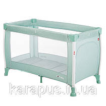 Манеж CARRELLO Polo CRL-11601 Spring Green /1/ MOQ