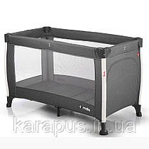 Манеж CARRELLO Polo CRL-11601 Charcoal Grey /1/ MOQ
