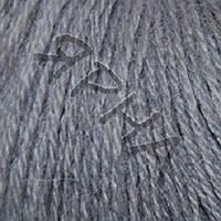 Пряжа Yarna Baby Alpaca Серый