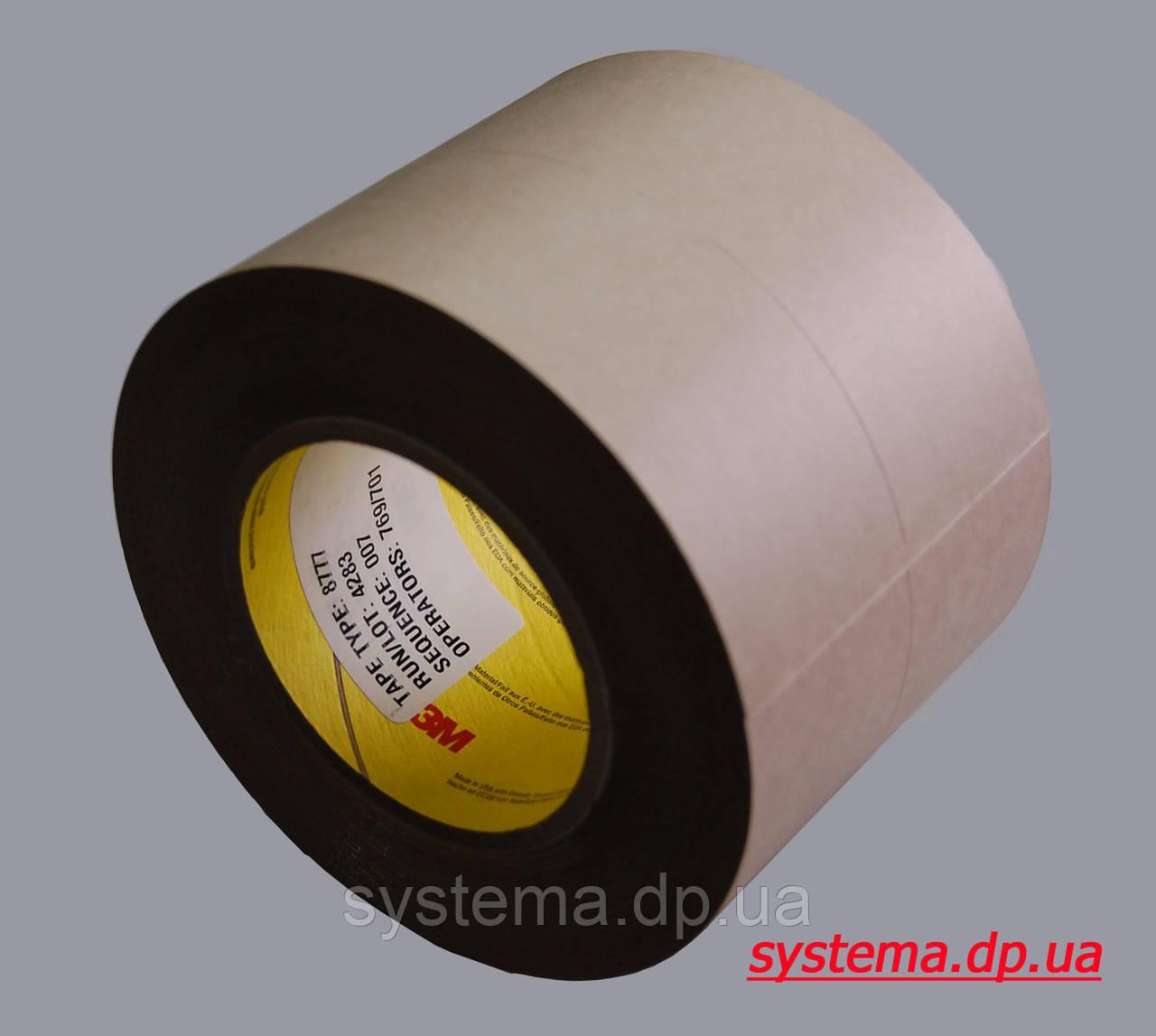3M Flexible Air Sealing Tape 8777 - Эластичная герметизирующая лента 100,0х0,13 мм 50/50, рулон 23 м
