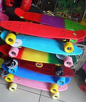 Скейты пени борд,пенни борд, (penny board, olli skateboard, fish board, пенни, круизеры, фишборд)