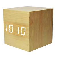 Настольные часы деревянные Wenger nature