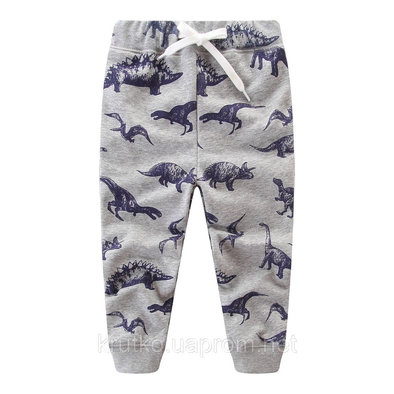 Штаны для мальчика Динозавры Jumping Meters