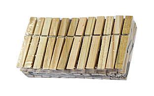 Прищепки деревянные 7,2 см , 24шт