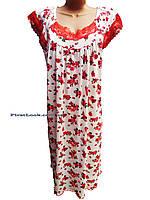 Женская ночная рубашка-сорочка, фото 1